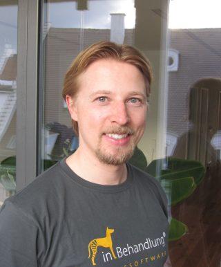Dr. med. vet. Ralph Schickel, Geschäftsführer, inBehandlung Tierarztsoftware