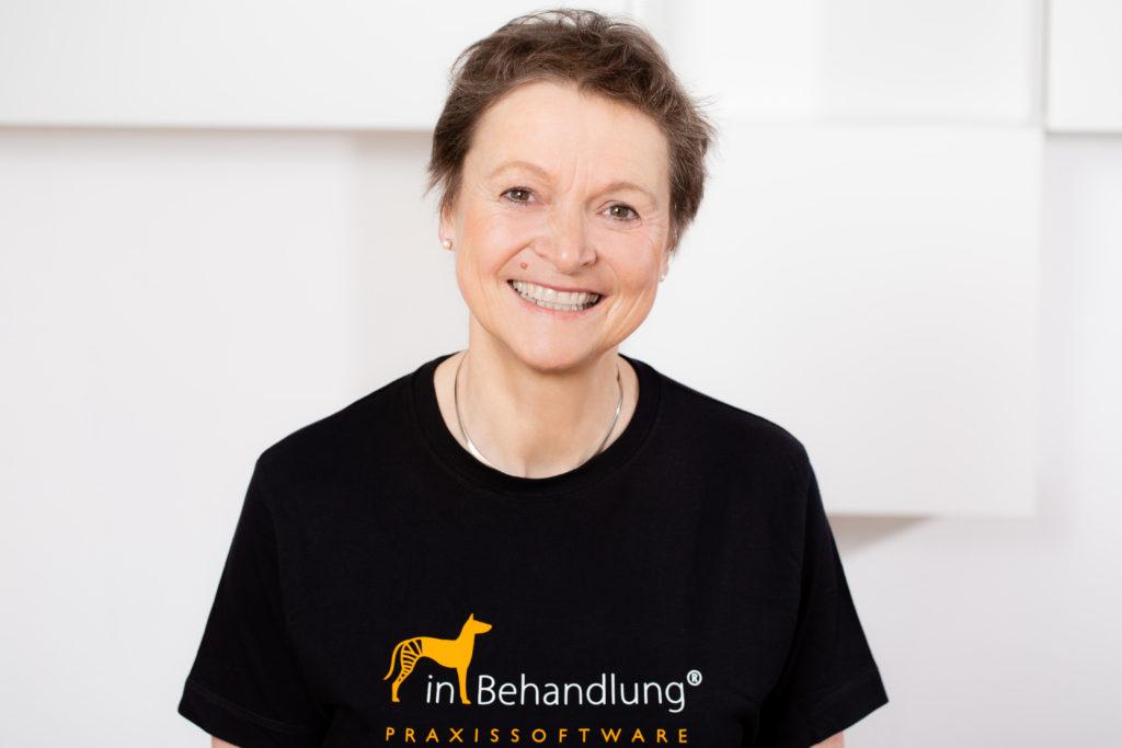 Petra Rohrmann, Support und Vertrieb, inBehandlung