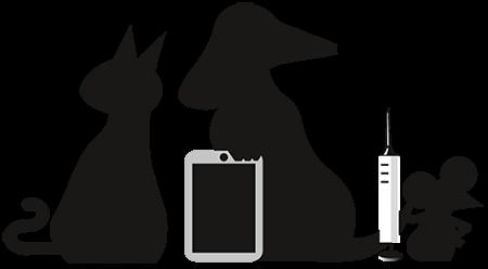 Veterinärsoftware-Icon